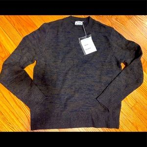 Acne Wool Sweater New With Tags